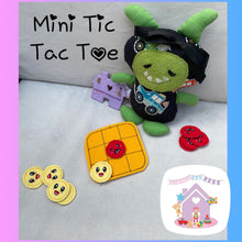 Mini Tic Tac Toe Games