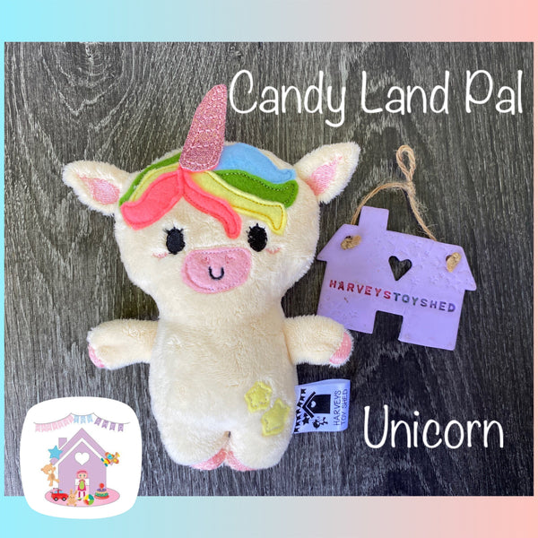 Candy Land Pal Unicorn