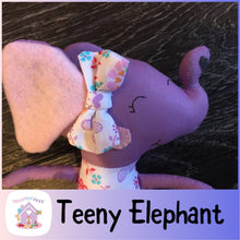 Teeny Elephant - HarveysToyShed