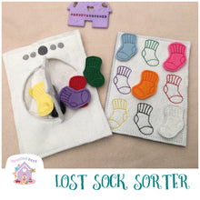 Lost Sock Sorter - HarveysToyShed