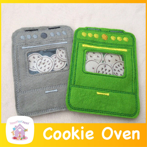 Cookie Counting Oven