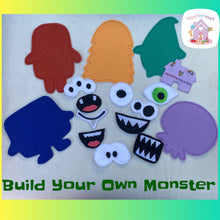 Build Your Own Monster Set