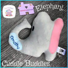 Cuddle Buddies- Elephant
