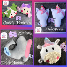 Cuddle Buddie Create Your Own