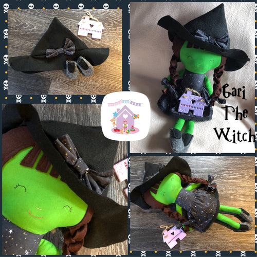 Halloween Witch - HarveysToyShed