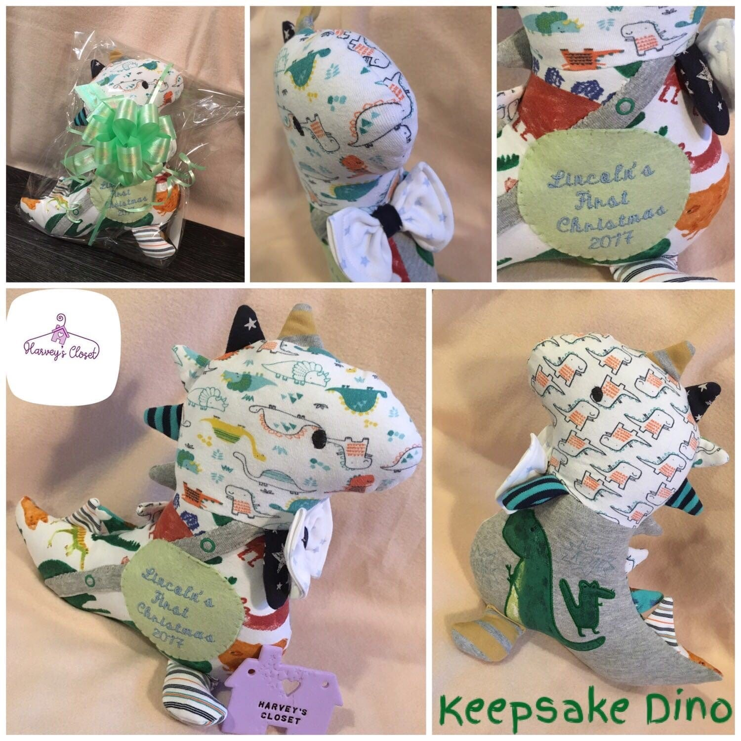 T-Rex Keepsake - HarveysToyShed