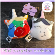 Mini Unicorn Surprise Cuddles - HarveysToyShed