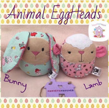 Cute Animal EggHeads