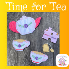 Tea Time Tilly Set