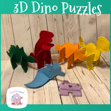 3D Jigsaws Dino Set