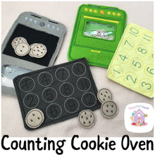 Cookie Counting Oven - HarveysToyShed