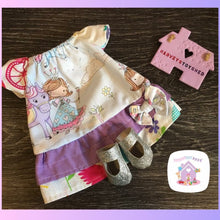 Dolly Dress & Shoe Set - HarveysToyShed