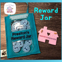 Reward Jar Busy Bag