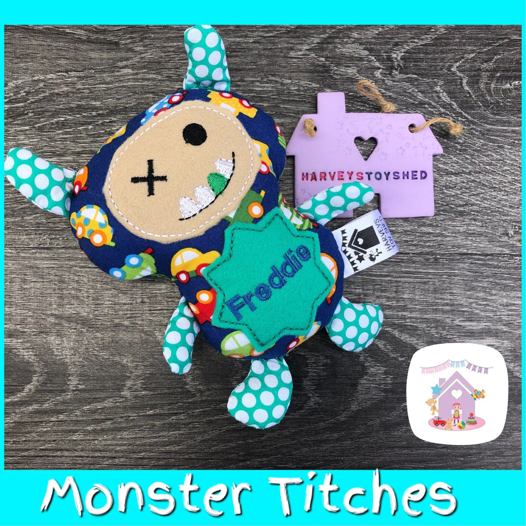 Monster Titches - HarveysToyShed