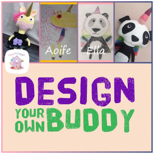 Design Your Own Buddy - HarveysToyShed