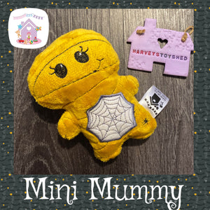 Mini Mummy Softie