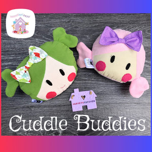 Cuddle Buddies - Girls & Boys