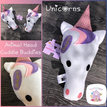 Cuddle Buddies Unicorns
