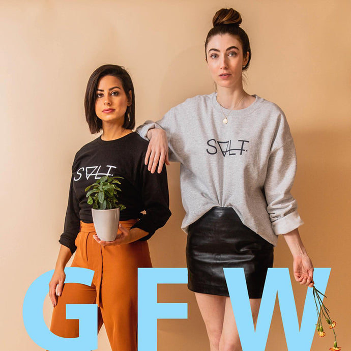 GFW SALT POP UP SHOP