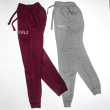 Load image into Gallery viewer, classic SALT joggers in maroon