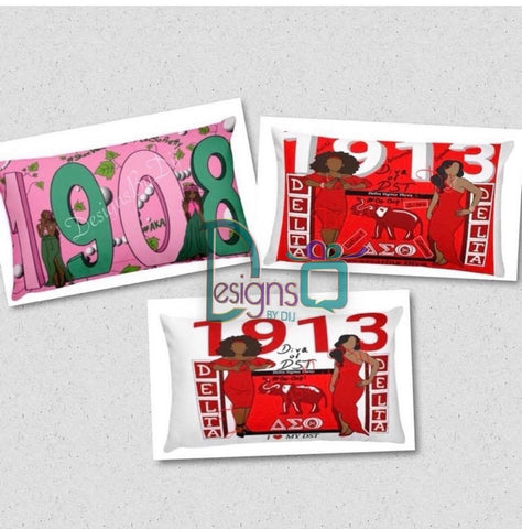 Alpha Kappa Alpha and Delta Sigma Theta Sorority Incorporated Items and Gifts
