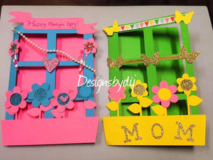 Mother's Day Window Cards