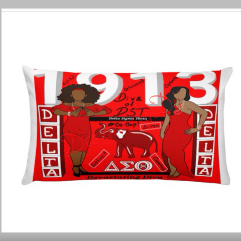 DST inspired Pillows