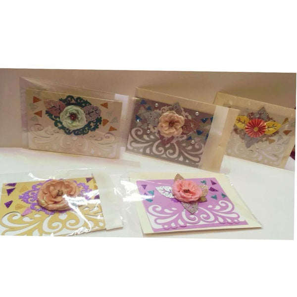 All Occasions Flower Framed Card
