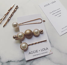 hair clips, pearl hair clip, modern bride, hair slides, minimalist jewellery, gold hair clip, silver hair clip