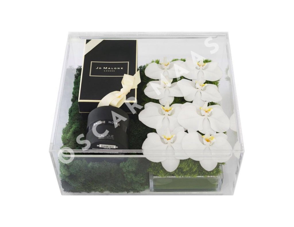 The Fragrance Orchid Box