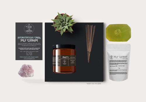 Self Cleanse Ritual Pack