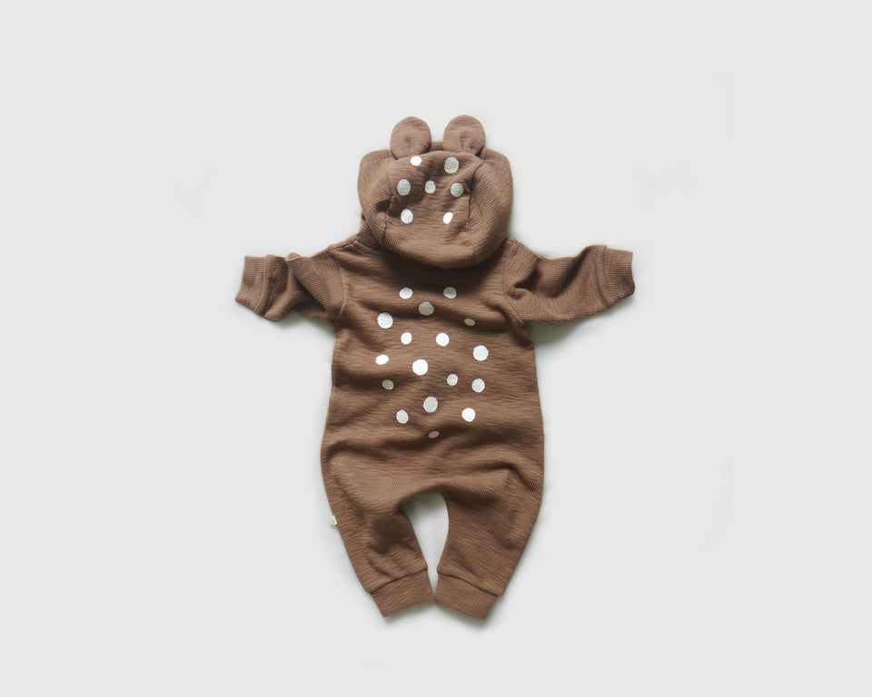 Brown Bambi Suit