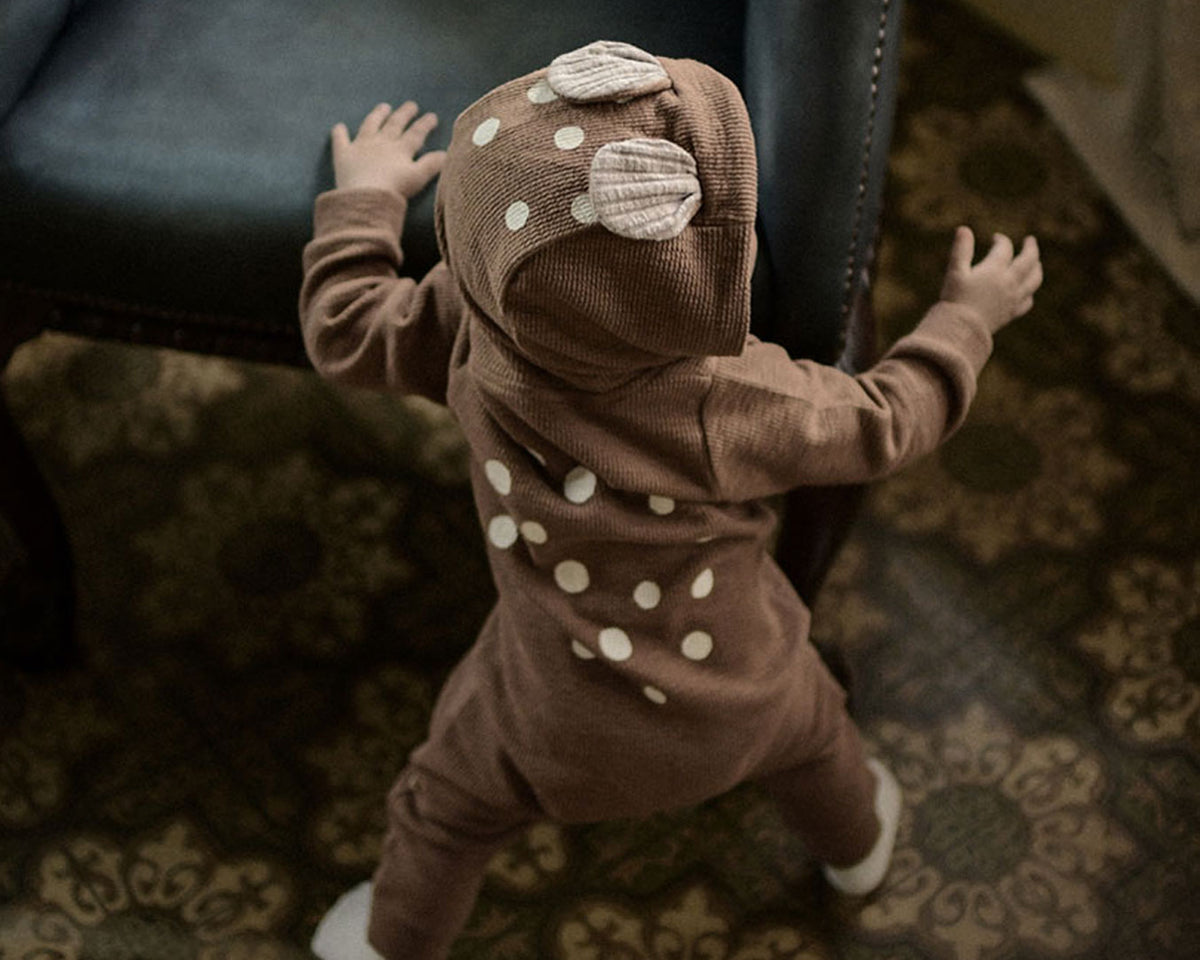 Lala - Brown Bambi Suit
