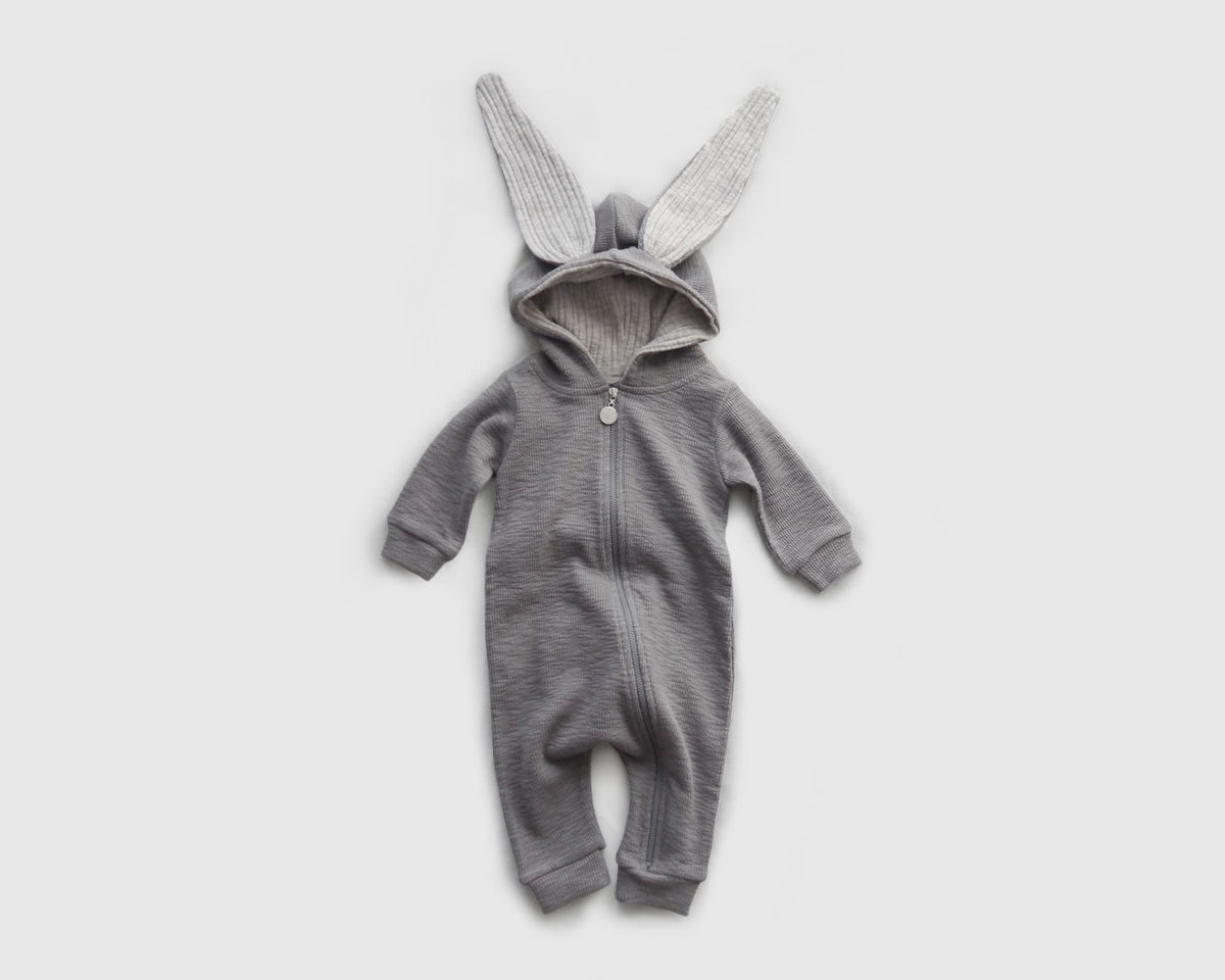 Gray Rabbit Suit