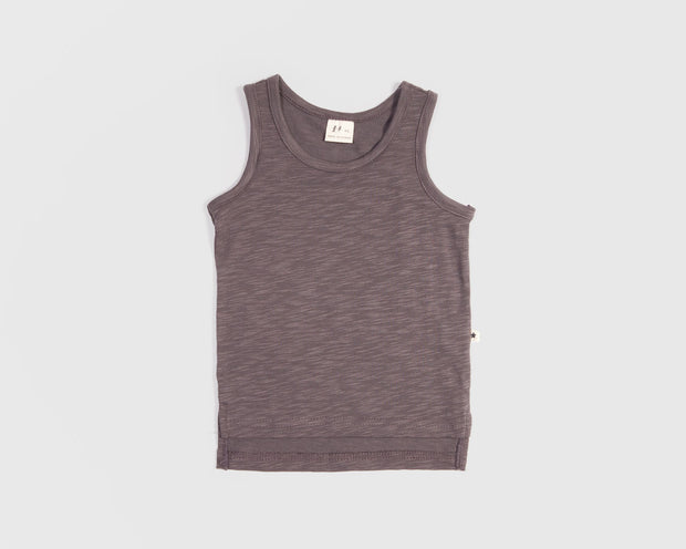 Charcoal Tank Top