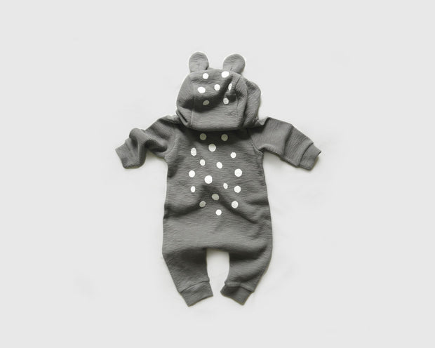 Lala - Gray Bambi Suit