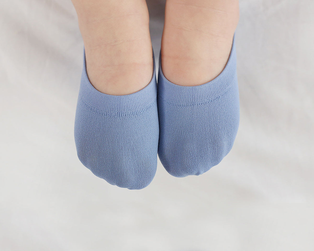Ice Cream Blue Socks