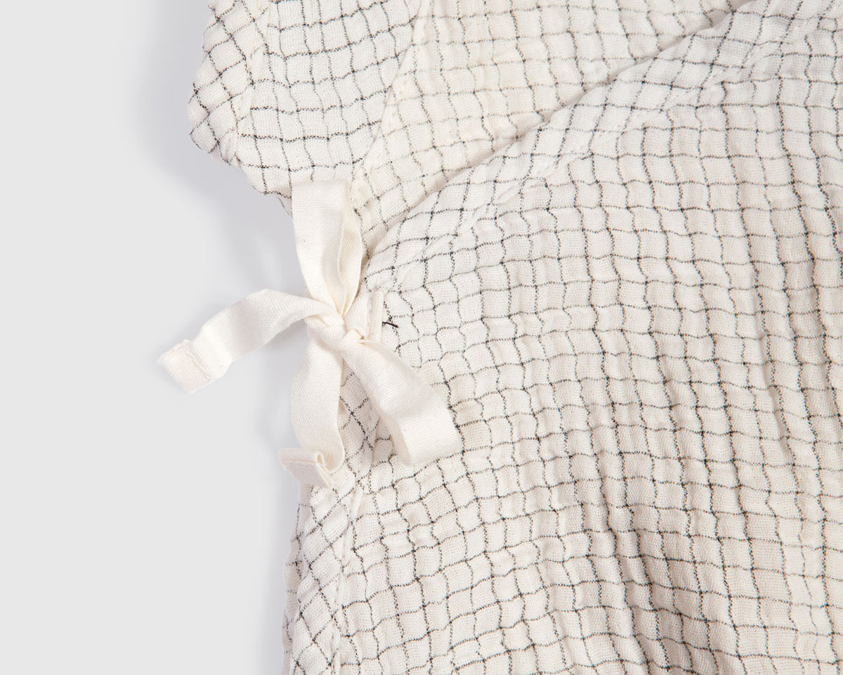 Checker Bubble Onesie