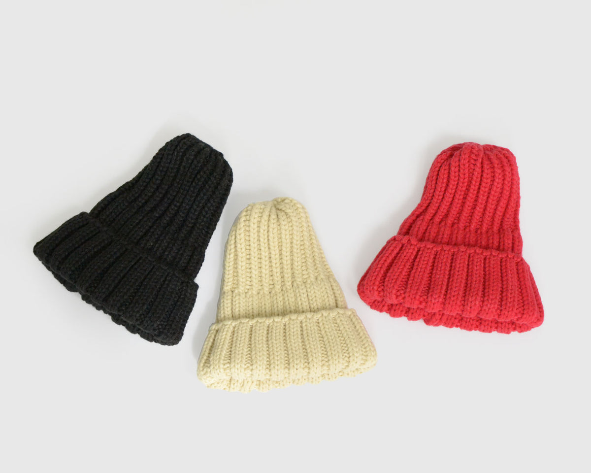 Pointed Knit Hat