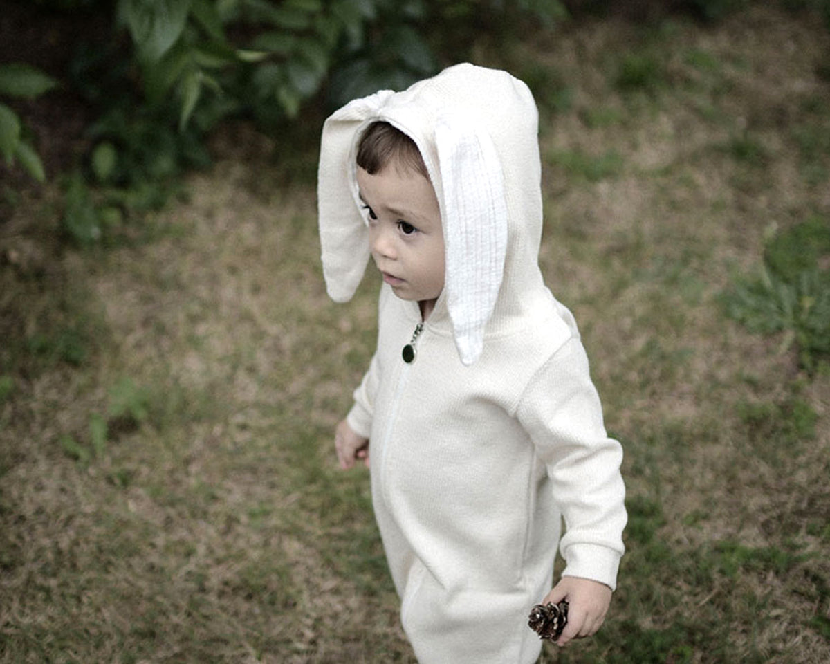 White Rabbit Suit