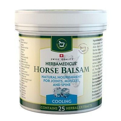 HORSE BALSAM Cooling 250ml - Herbamedicus