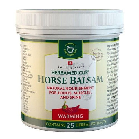 HORSE BALSAM Warming 250ml - Herbamedicus