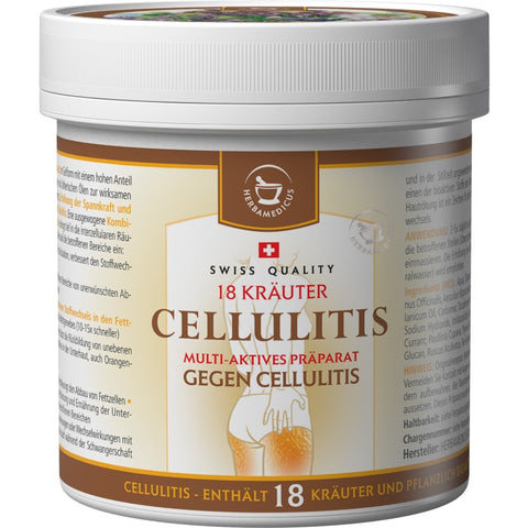 CELLULITIS 250ml - Herbamedicus