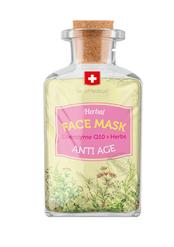 Herbal FACE MASK AntiAge - sachet
