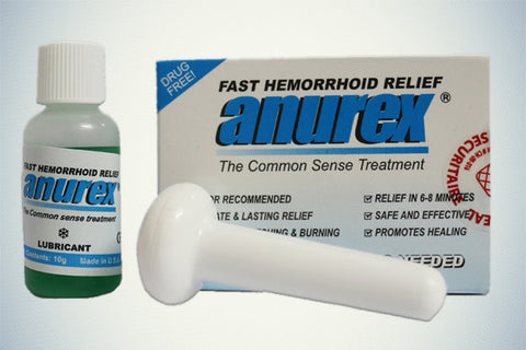 Anurex - Hemorrhoid Relief Clinicall results 95 %effective