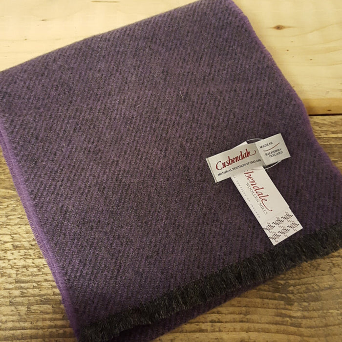 Cushendale Lambswool Hunter Scarf