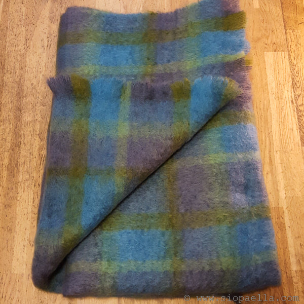 Cushendale Brushed Mohair Throw