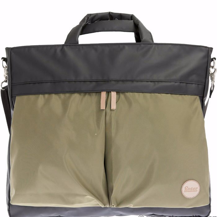 Enter Helmut Waterproof Tote Bag