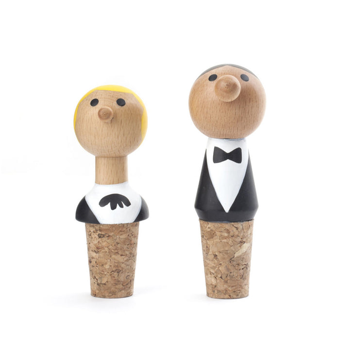 Wine Stopper Waiters