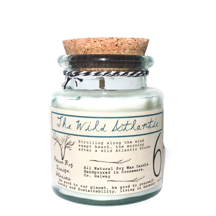 Wild Atlantic Soy Wax Candle